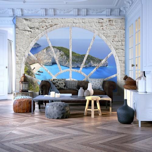 Fotomurale - Look At The Island Of Dreams - Quadri e decorazioni