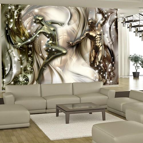 Fotomurale - L'energia della passione - Quadri e decorazioni