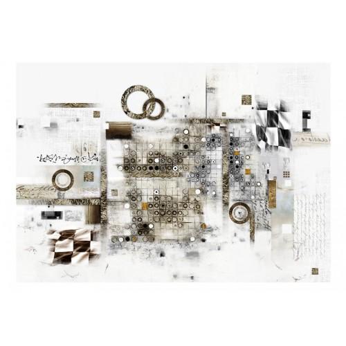Fotomurale - Rompicapo artistico - Quadri e decorazioni
