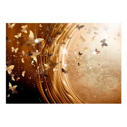 Fotomurale - Golden Path - Quadri e decorazioni