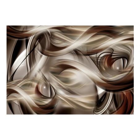 Fotomurale - Brown Revelry - Quadri e decorazioni