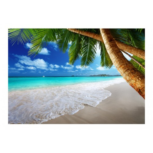 Fotomurale - Isola tropicale - Quadri e decorazioni