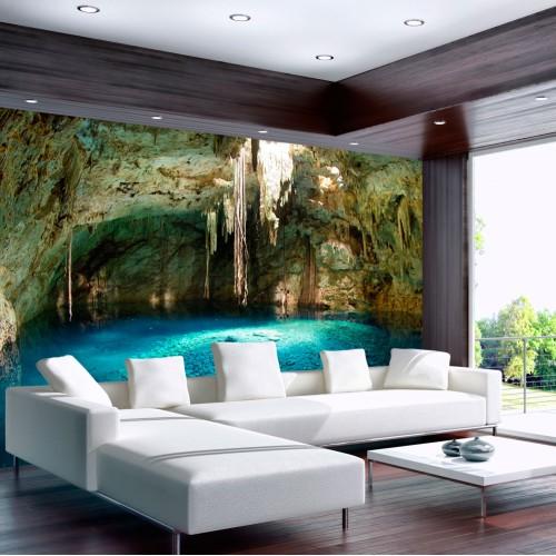 Fotomurale - Grotta di stalattiti - Quadri e decorazioni