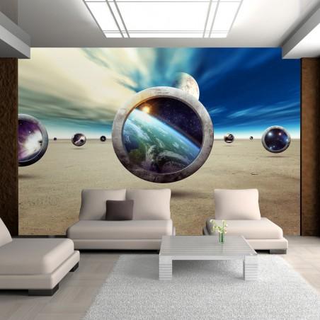 Fotomurale - Passeggiata dei pianeti - Quadri e decorazioni