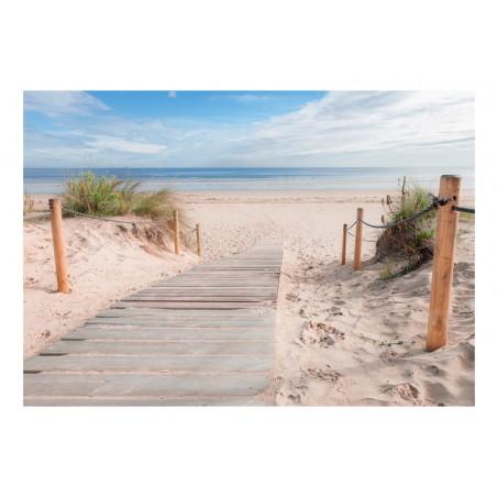 Fotomurale - Sulla spiaggia - Quadri e decorazioni
