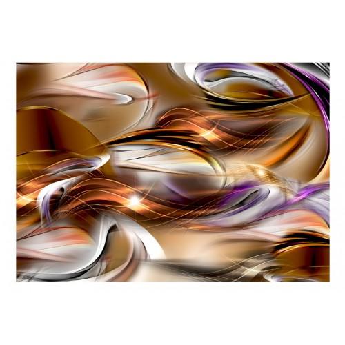 Fotomurale - Mare d'ambra - Quadri e decorazioni