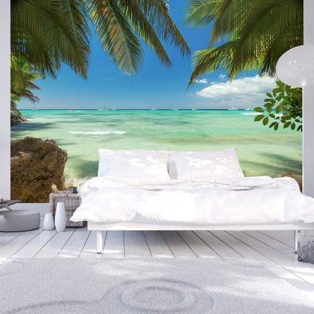 Fotomurale - Relaxing on the beach - Quadri e decorazioni