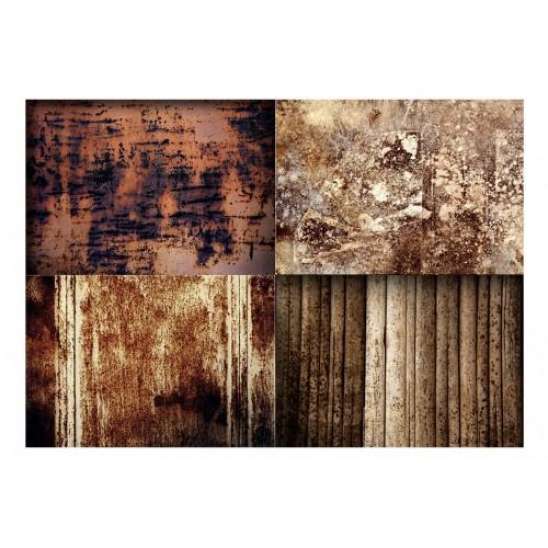 Fotomurale - Illuminated texture - Quadri e decorazioni
