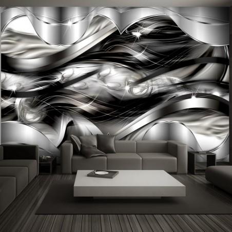 Fotomurale - Platinum fog - Quadri e decorazioni