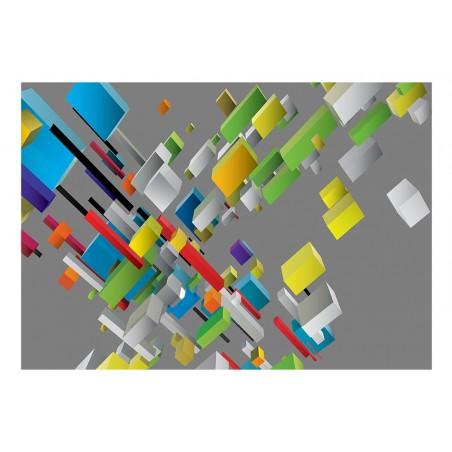 Fotomurale - Color puzzle - Quadri e decorazioni