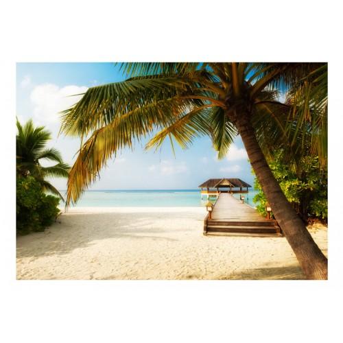 Fotomurale - Paradise beach - Quadri e decorazioni