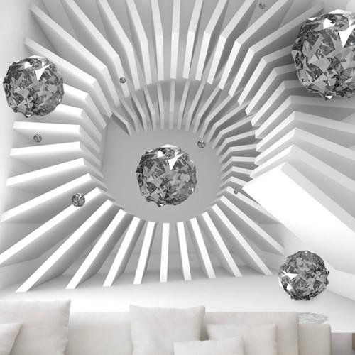 Fotomurale - Domino effect - Quadri e decorazioni