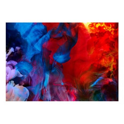 Fotomurale - Fiamme colorate - Quadri e decorazioni