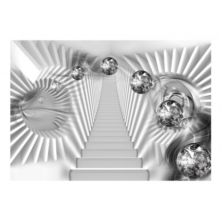 Fotomurale - Scale d'argento - Quadri e decorazioni