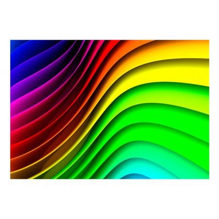 Fotomurale - Rainbow Waves - Quadri e decorazioni