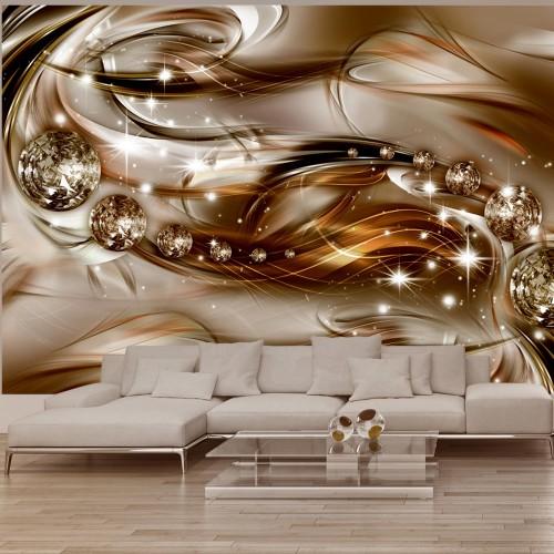 Fotomurale - Chocolate Tide - Quadri e decorazioni
