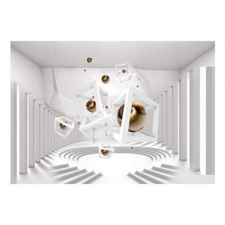 Fotomurale - Geometrical Corridor - Quadri e decorazioni