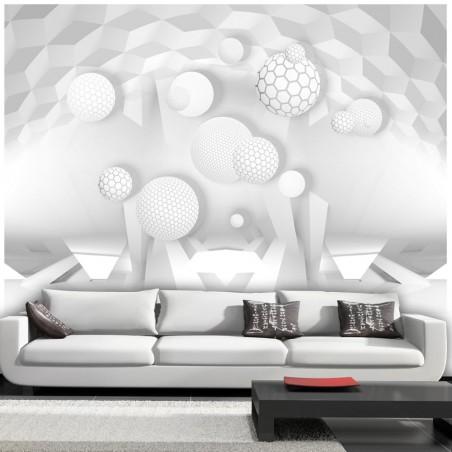 Fotomurale - Circles in the Space - Quadri e decorazioni