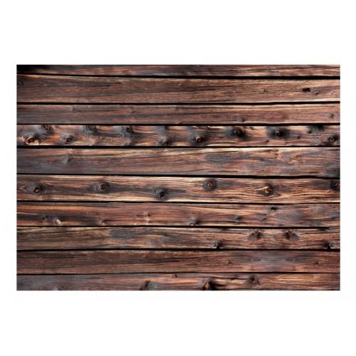 Fotomurale - Wooden Warmth - Quadri e decorazioni