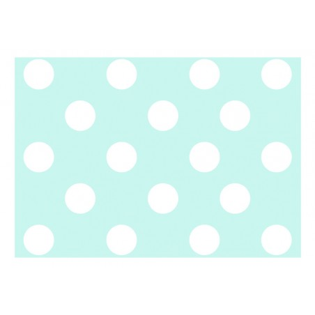 Fotomurale - Sky Blue Dots - Quadri e decorazioni