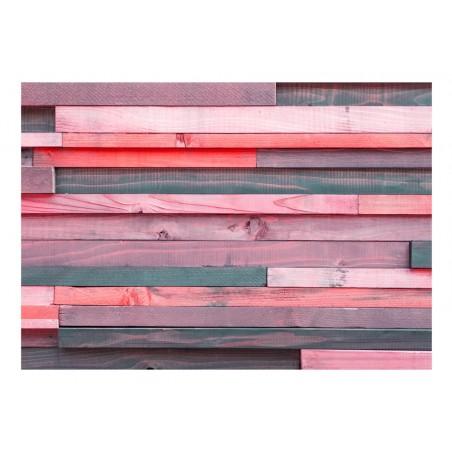 Fotomurale - Pink Manor - Quadri e decorazioni