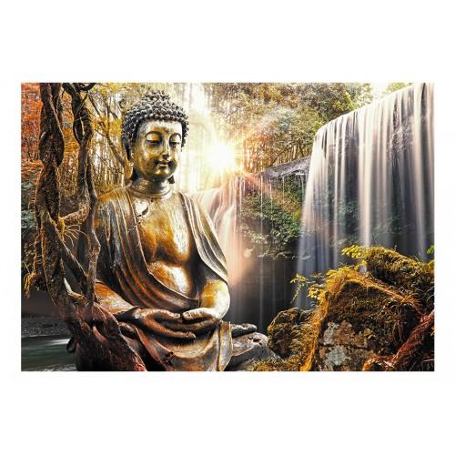Fotomurale - Waterfall of Contemplation - Quadri e decorazioni