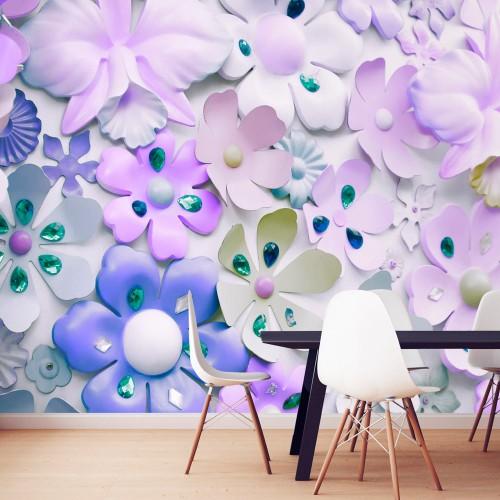 Fotomurale - Purple Sweetness - Quadri e decorazioni