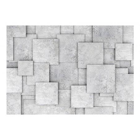 Fotomurale - Concrete Abyss - Quadri e decorazioni