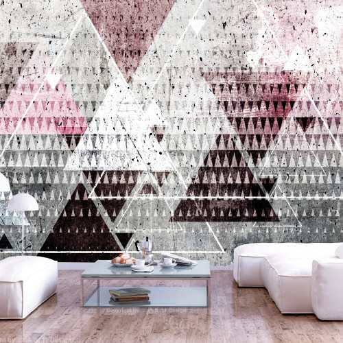 Fotomurale - Triangles - Quadri e decorazioni