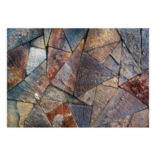 Fotomurale - Pavement Tiles (Colourful) - Quadri e decorazioni