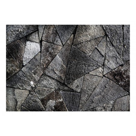Fotomurale - Pavement Tiles (Grey) - Quadri e decorazioni