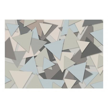 Fotomurale - Geometric Puzzle - Quadri e decorazioni