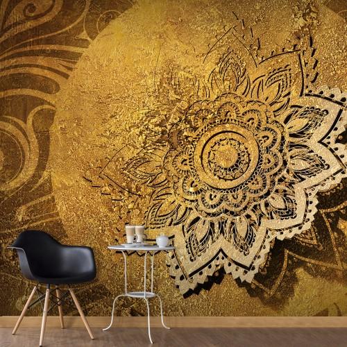 Fotomurale - Golden Illumination - Quadri e decorazioni