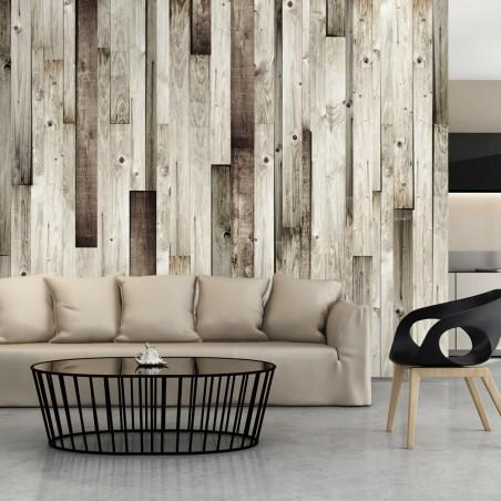 Fotomurale - Pavimento di legno - Quadri e decorazioni