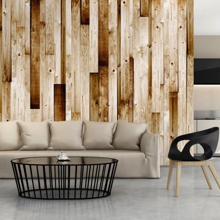 Fotomurale - Tavole di legno - Quadri e decorazioni