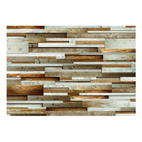Fotomurale - Ordine di legno - Quadri e decorazioni
