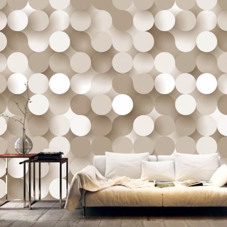 Fotomurale - Gold Net - Quadri e decorazioni