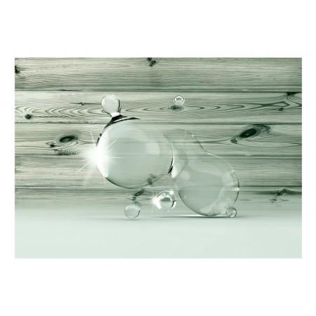 Fotomurale - Beauty in Drops of Water - Quadri e decorazioni