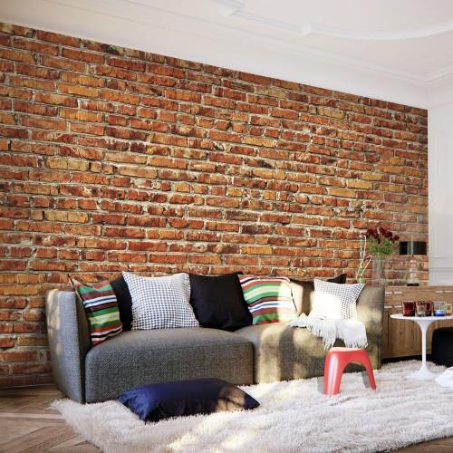 Fotomurale - Brick Wall - Quadri e decorazioni
