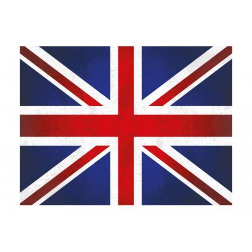 Fotomurale - Union Jack - Quadri e decorazioni