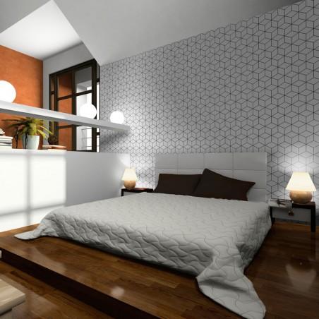 Fotomurale - Cubi: texture - Quadri e decorazioni
