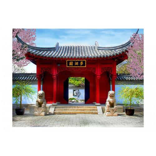 Fotomurale - Chinese botanical garden of Montreal (Quebec Canada) - Quadri e decorazioni