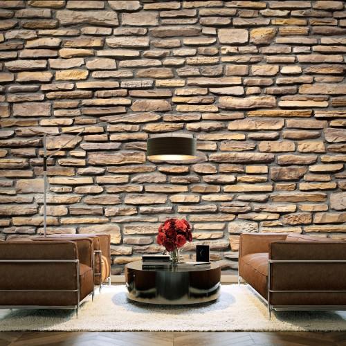 Fotomurale - Imitation - stone - Quadri e decorazioni