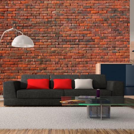 Fotomurale - motivo: mattone - Quadri e decorazioni