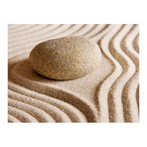 Fotomurale - Sabbia e pietra zen - Quadri e decorazioni