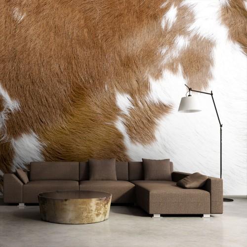 Fotomurale - Pelo di mucca - Quadri e decorazioni