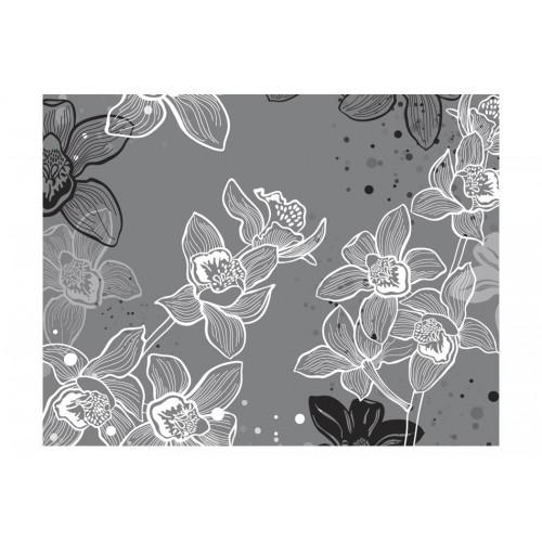 Fotomurale - Winter flora - Quadri e decorazioni
