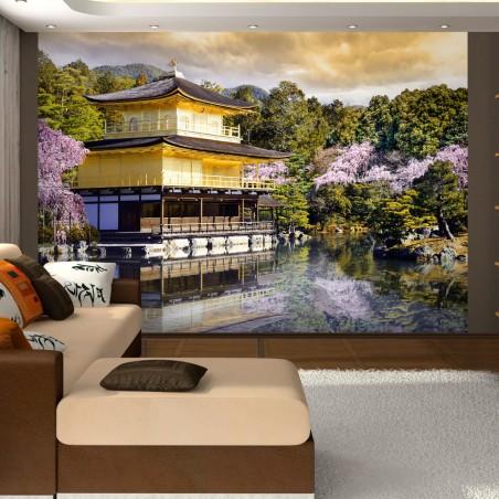 Fotomurale - Paesaggio giapponese - Quadri e decorazioni