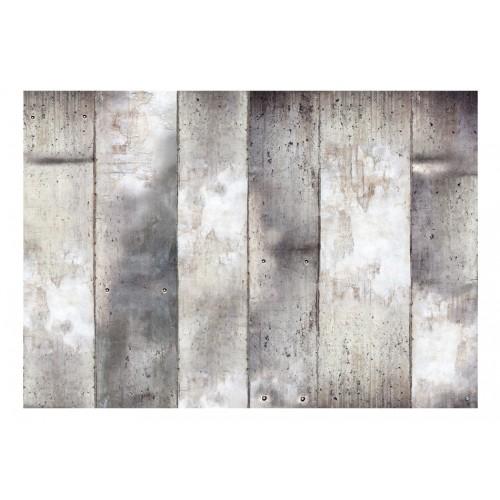 Fotomurale - Strisce grigie - Quadri e decorazioni