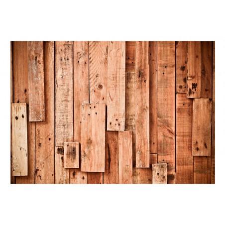 Fotomurale - Wooden Fantasy - Quadri e decorazioni